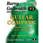 预订 Barry Galbraith Jazz Guitar Study 3 -- Guitar Comping: W