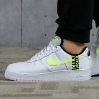 Nike Air Force 1 AF1 篮球之星换钩白绿空军一号 男子板鞋 CK6924-101