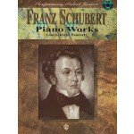 预订 Franz Schubert Piano Works [With CD (Audio)] [ISBN:97807