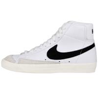 Nike耐克女鞋运动鞋BLAZER开拓者高帮耐磨休闲鞋板鞋CZ1055-100