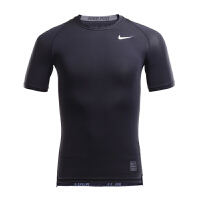 Nike耐克 PRO男子运动训练紧身短袖T恤826593-010 703095-091 703095-010