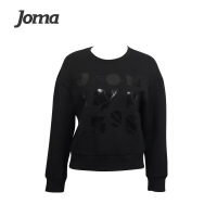 JOMA荷马女秋季新款套头卫衣运动休闲时尚外套