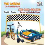 【预订】The Wheels -The Friendship Race: English Tagalog Biling