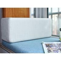 定做布艺中式红木沙发方形手扶枕汽车海绵抱枕腰枕长条床缝隙填塞