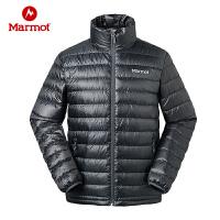 Marmot/土拨鼠保暖舒适时尚有型男式羽绒服