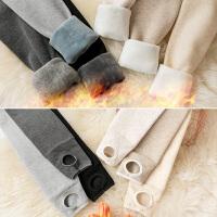 冬季孕妇裤外穿拖腹裤子孕妇冬装打底裤加厚加绒保暖裤袜