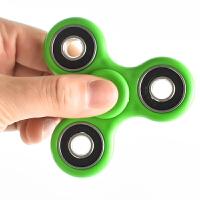 指尖螺旋减压玩具指尖陀螺 创意手指陀螺解压指间陀螺