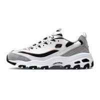 Skehers斯凯奇男女同款熊猫鞋 D'LITES 舒适潮流休闲鞋运动鞋