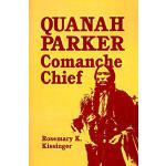 预订 Quanah Parker: Comanche Chief [ISBN:9781565545571]