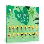 【发顺丰】英文原版 The nature Girls 探索自然的女孩 韵文绘本 低幼启蒙百科普 平装大开 学前教育读物