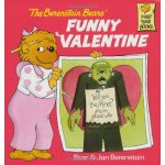 英文原版 The Berenstain Bear's Funny Valentine 《贝贝熊-有趣的情人节》 ISB