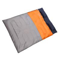 新款户外双人睡袋 耐潮防寒保暖便携蓬松舒适睡袋露营野营