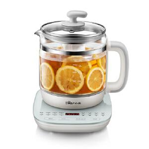 小熊(Bear)养生壶全自动多功能玻璃电煎药壶煮茶壶 电热烧水壶 YSH-A15M1