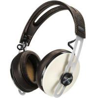 森海塞尔(Sennheiser)MOMENTUM Wireless 包耳式蓝牙无线耳机 主动降噪 白色 大馒头蓝牙版