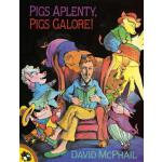 预订 Pigs Aplenty, Pigs Galore! [ISBN:9780140553130]
