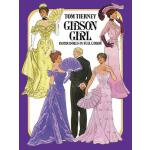 预订 Gibson Girl Paper Dolls [ISBN:9780486249803]