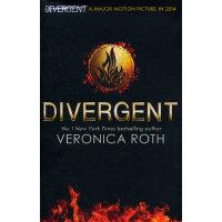 Divergent Trilogy (1) Divergent 分歧者三部曲之一:分歧者 ISBN 978000753