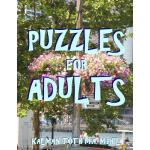 预订 Puzzles for Adults: 111 Large Print Themed Word Search P