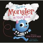 预订 There's a Monster in Your Book [ISBN:9781524764562]