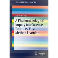 预订 A Phenomenological Inquiry Into Science Teachers' Case M