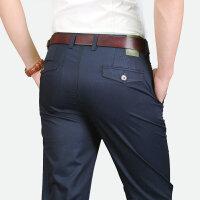 春装新款战地吉普AFS JEEP弹力休闲长裤 012男士中腰直筒青年男裤
