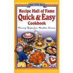 预订 Recipe Hall of Fame Quick & Easy Cookbook: Winning Recip