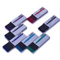 lamy凌美 雷梅 T10 墨水胆 墨胆 墨囊 墨水芯 5支/盒 一次性水芯,便于携带,实用方便,碳粉细腻无异味,长时