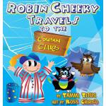 预订 Robin Cheeky Travels to the Cousin Club [ISBN:9780982674