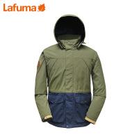 LAFUMA 法国乐飞叶男士户外防泼水防风登山徒步冲锋衣LMJ06AC51