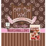 预订 Off the Wall Gourmet Marshmallows [ISBN:9781496949349]