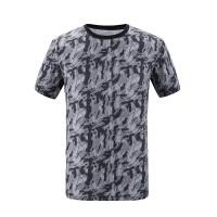 男式功能圆领短袖T恤