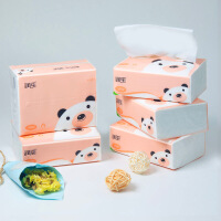 纸巾抽纸45包整箱木浆餐巾纸抽纸整箱批发卫生纸小包家用抽纸