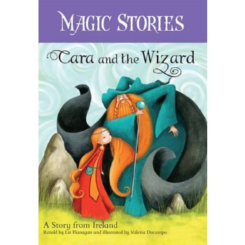 Magic Stories #2 Cara and the Wizard    ISBN:9781846867804