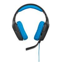 罗技(Logitech) G430 环绕声游戏耳机麦克风音质、做工、外形,为游戏设计!
