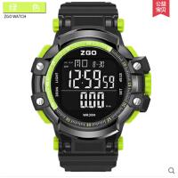 多功能户外 运动手环智能手表计步男学生跑步防水登山电子表女