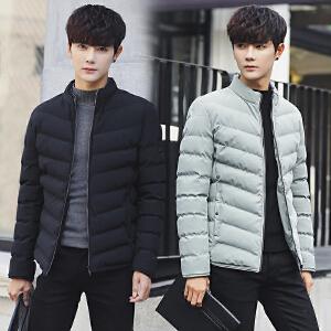 【买到即赚到!】男士冬季外套新款棉衣男 韩版保暖棉袄御寒潮流百搭棉服
