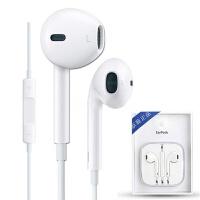 苹果(Apple)苹果原装线控入耳式手机耳机EarPods适用于iPhone5/6 3.5mm圆头接口