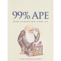 预定 99% Ape: How Evolution Adds Up[ISBN:9780226757780]