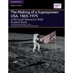 【预订】A/As Level History for Aqa the Making of a Superpower: