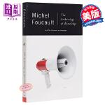 【中商原版】知识考古学 英文原版 The Archeology of Knowledge/Michel Foucaul