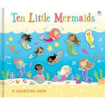 预订 Ten Little Mermaids [ISBN:9781787003750]