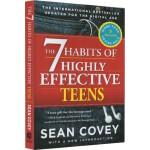 【顺丰速运】英文原版 The 7 Habits of Highly Effective Teens 高效能人士的7个习