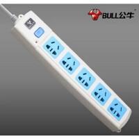 公牛GN-602插座 5孔 3米插板接线板插排插线板电源插座