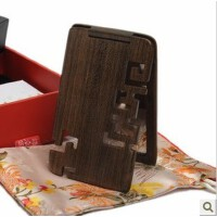 谭木匠 礼盒镂空镜-空间 木镜随身化妆镜子