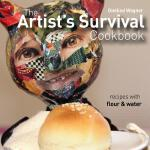 预订 The Artist's Survival Cookbook: Recipes with flour and w