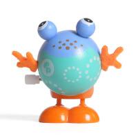 会跑跳跳兔发条儿童宝宝玩具1-3-6岁木制会动跳跳蛙