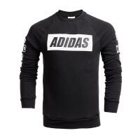 ADIDAS阿迪达斯NEO 男子运动训练套头衫AB3456 AY9689现