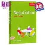 【中商原版】经济学人:谈判指南 英文原版 The Economist: Negotiation: An A-Z Gui