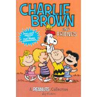 Charlie Brown and Friends 史努比-查理・布朗和他的朋友们 ISBN9781449449704