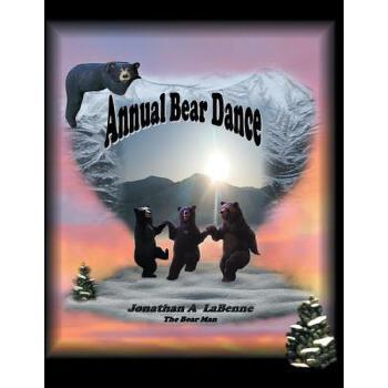 【预订】Annual Bear Dance 预订商品,需要1-3个月发货,非质量问题不接受退换货。